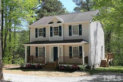 Franklin County Single Family Home For Sale: 1422 Green Hill Road