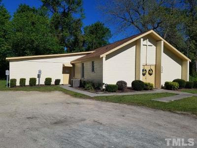 Johnston County Commercial Pending: 720 Second Avenue