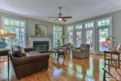 Chapel Hill Single Family Home For Sale: 200 Sierra Drive