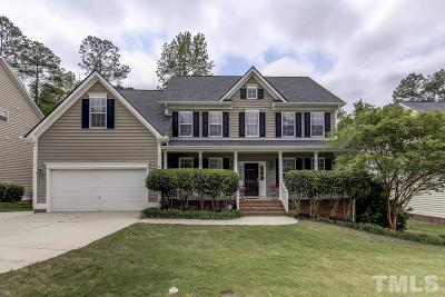 Apex Single Family Home For Sale: 1405 Fairfax Woods Drive