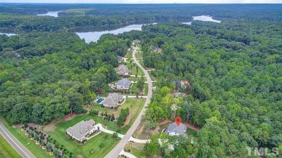 Wake Forest Single Family Home For Sale: 7129 Cove Lake Drive
