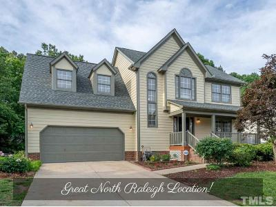Wake County Single Family Home For Sale: 2341 Kendricks Court