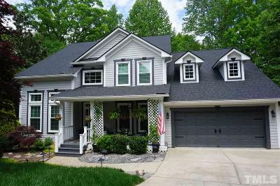 Lochmere Single Family Home For Sale: 409 Crickentree Drive