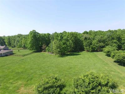 Orange County Residential Lots & Land For Sale: Lot 190 Fox Hill Farm Drive