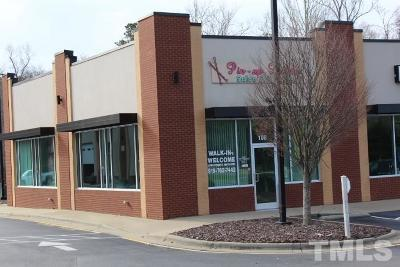 Wake County Commercial For Sale: 2908 N Main Circle