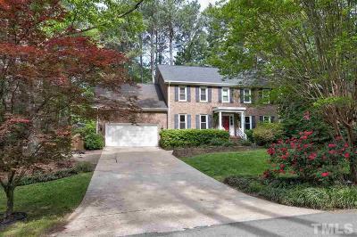 Cary Single Family Home For Sale: 101 Kiernan Choice