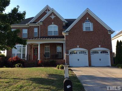 Morrisville Single Family Home For Sale: 1001 Evanwood Lane