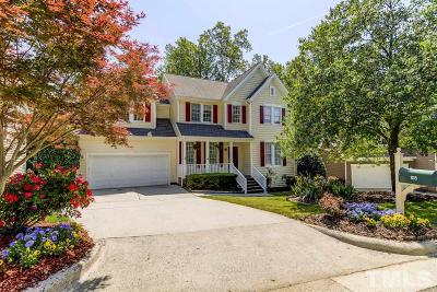 Park Village Single Family Home For Sale: 108 Deep Gap Run