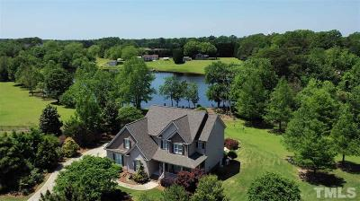 Holly Springs Single Family Home Contingent: 6401 Willake Court
