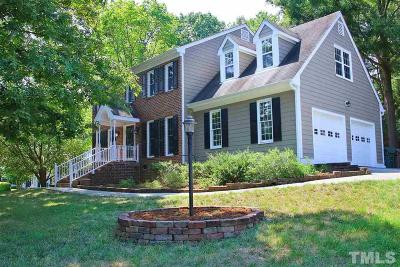 Cary Single Family Home For Sale: 101 Houston Circle