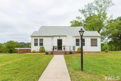 Single Family Home For Sale: 3206 Sprunt Avenue