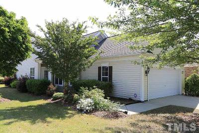 Cary Single Family Home For Sale: 803 Endhaven Place