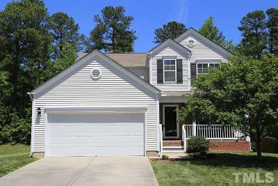 Creedmoor Single Family Home For Sale: 1187 Summerfield Lane West