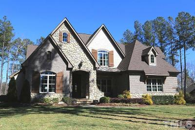 Wake Forest Single Family Home For Sale: 2101 Blue Haven Court