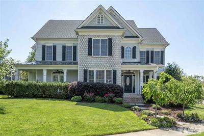 Holly Springs Single Family Home Contingent: 120 Synandra Lane