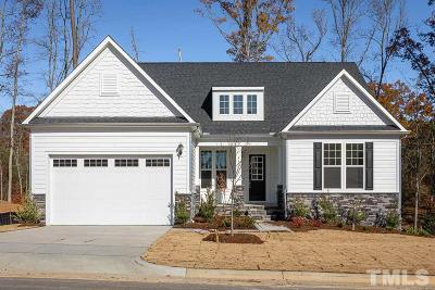 Apex Single Family Home For Sale: 4121 Cool Oaks Drive #Lot 6