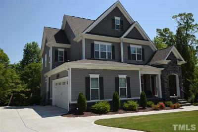 Fuquay Varina Single Family Home For Sale: 2801 Green Bark Drive
