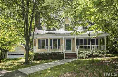 Hillsborough Single Family Home Contingent: 2501 Old Nc 10