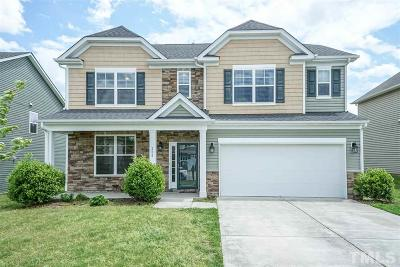 Knightdale Single Family Home Contingent: 208 Hope Valley Road