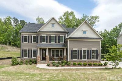 Chapel Hill Single Family Home For Sale: 110 Lystra Grant Court