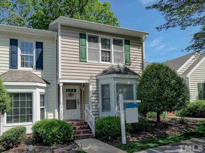 Townhouse For Sale: 312 Riverwalk Circle