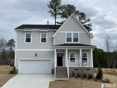 Rolesville Single Family Home For Sale: 628 Granite Creek Drive