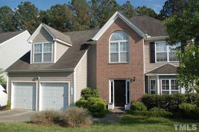 Holly Springs Single Family Home Contingent: 305 Pyracantha Drive
