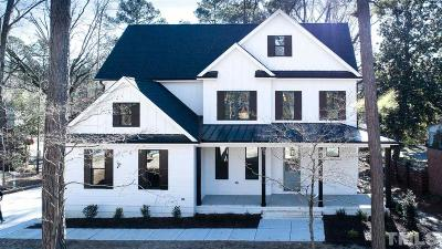 Durham Single Family Home For Sale: 2701 University Drive