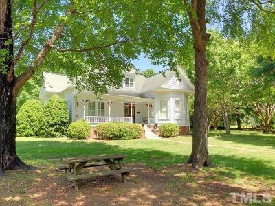 Franklinton Single Family Home For Sale: 401 E Mason Street