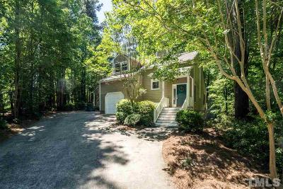 Chapel Hill Townhouse Contingent: 123 Channing Lane