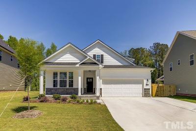 Garner Single Family Home For Sale: 148 Whitetail Deer Lane