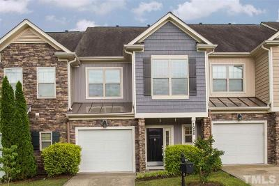 Cary Townhouse Contingent: 1088 Indigo Ridge Place