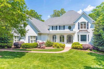 Single Family Home For Sale: 1001 Bentham Drive