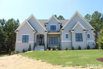 Wake Forest Single Family Home For Sale: 7609 Dover Hills Drive
