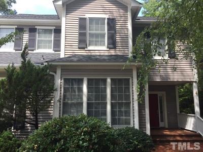 Pittsboro Rental Pending: 866 Millcroft