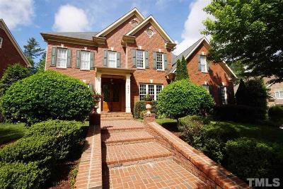 Raleigh NC Single Family Home For Sale: $714,900