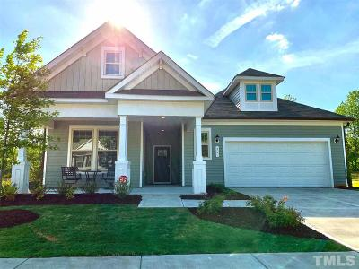 Franklinton Single Family Home For Sale: 75 Sutherland Drive