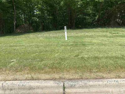 Chatham County Residential Lots & Land For Sale: 13014 Morehead