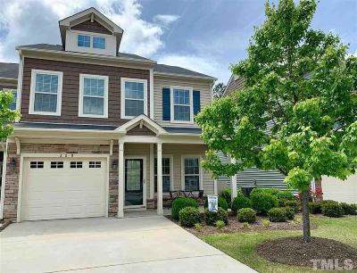Holly Springs Townhouse Contingent: 209 Beaconwood Lane