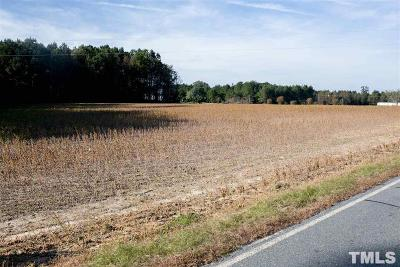 Johnston County Residential Lots & Land Pending: 2223 Shoeheel Road