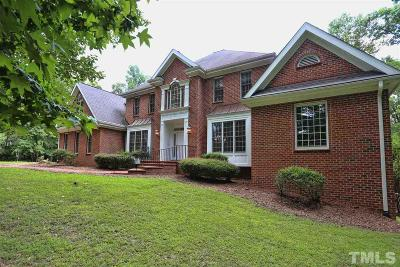 Chapel Hill Single Family Home For Sale: 103 Quarry Place
