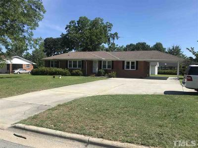 Dunn Single Family Home For Sale: 1114 Friendly Road