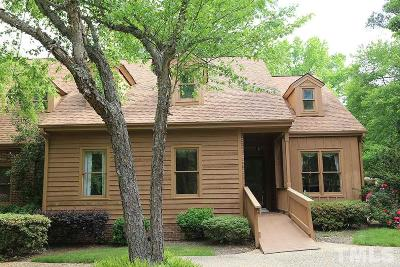 Raleigh Townhouse Contingent: 7610 Wilderness Road