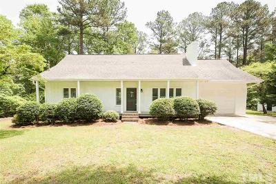 Sanford Single Family Home For Sale: 1700 Lynwood Circle