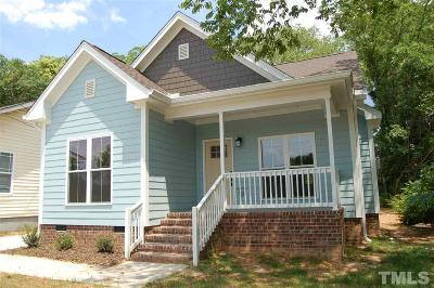 Raleigh Single Family Home For Sale: 1433 Garner Road
