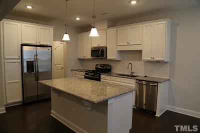Durham Rental For Rent: 201 Shale Creek Drive