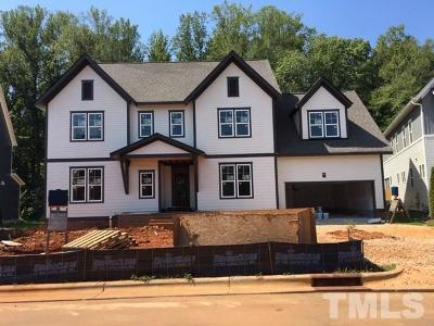 Chapel Hill Single Family Home For Sale: 110 Airlie Drive
