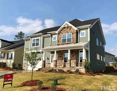 Knightdale Single Family Home Contingent: 3011 Ashland Grove Drive