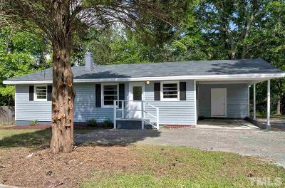 Holly Springs Single Family Home For Sale: 5213 Old Powell Road