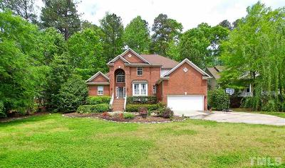 Cary Single Family Home For Sale: 113 Partheni Court